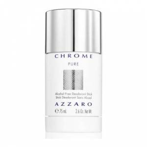 Azzaro Chrome Pure Deostick 75 Ml