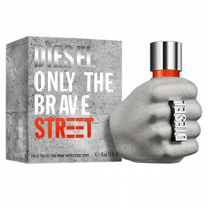 Diesel Only The Brave Street Edt 75 Ml