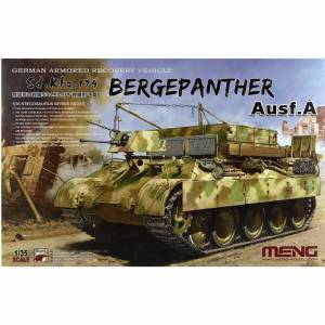 MENG SS-015 German Armored Recovery Vehicle Sd.Kfz.179