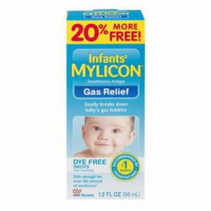 Infants Mylicon Gas Relief 120 damla 36ml