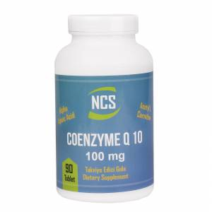 Ncs Coenzyme Q-10 100 Mg 90 Tablet Alpha Lipoic Acid L Carnitine Koenzim