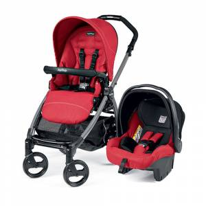 Peg Perego Book Plus 51 Sportivo Travel Bebek Arabası Mod Red
