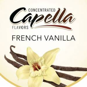 FRENCH VANİLLA CAPELLA 13 ML VANİLYA AROMASI