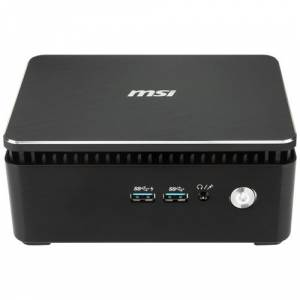 Msi Cubi 3 Silent S-036XTR Intel Core i5-7200U 2.50GHz 8GB DDR4 128GB SSD FreeDOS Siyah Mini Pc