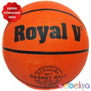 Royal 7 Numara Basketbol Topu No:7