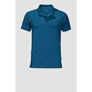 Jack Wolfskin Travel Erkek Polo Yaka T-Shirt 1804542 1804542002