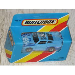 MATCHBOX  Racing Porsche no:41 Kapalı Kutu