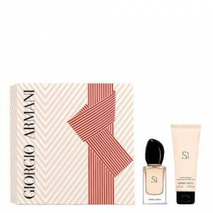 Giorgio Armani Si EDP 30 ML75 ML Body Lotion