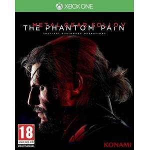 XBOX ONE METAL GEAR SOLID 5 THE PHANTOM PAIN DAY ONE EDITION