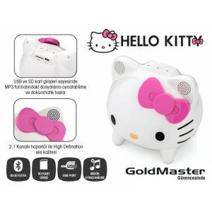 Hello Kitty KT2 Hoparlör