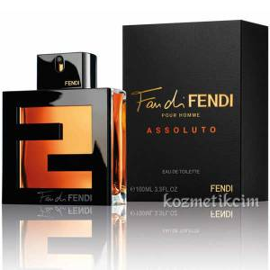Fendi Fan Di Fendi Homme Assoluto EDT Erkek Parfüm 100ml
