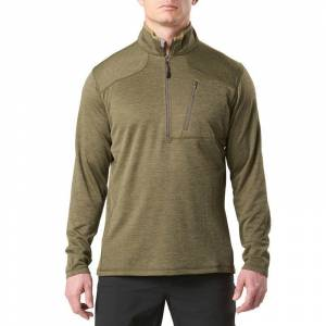 5.11 RECON HLF ZP FLEECE