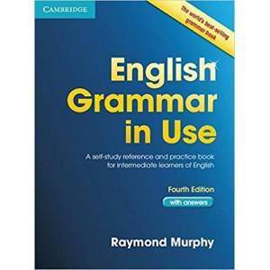 English Grammar in USE with CD fourth edition
