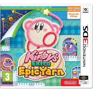 Kirby s Extra Epic Yarn Nintendo 3DS