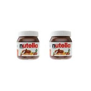 NUTELLA 750GR 2li Set