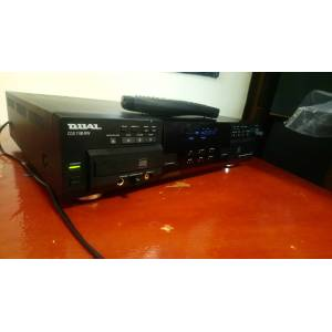 DUAL CDFS 7100 RW STEREO CD PLAYER RECORDER