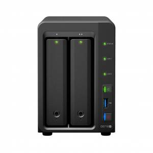 SYNOLOGY NAS SERVER 2AD 35DISK DESTEKLI STORAGE DS718PLUS