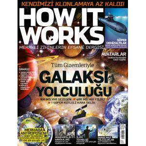HOW IT WORKS NİSAN SAYISI