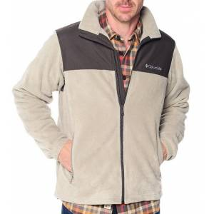 COLUMBIA FLEECE POLAR SWEATSHİRT mont  XL BEDEN