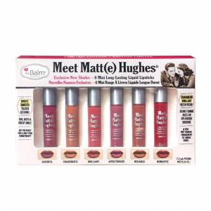 The Balm Meet Matte Hughes Limited Edition