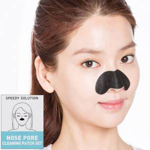 MISSHA Speedy Solution Nose Pore Cleaning Patch Set 8 ADET