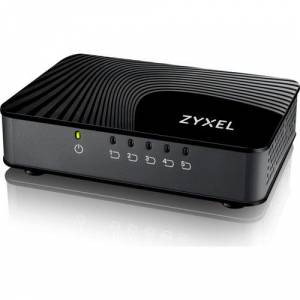Zyxel GS105S v2 5-Port Desktop Gigabit 10-100-1000