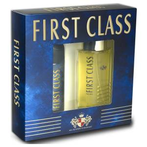 First Class Edt Set 100 ml. Erkek Parfümü  150 ml Deodorant