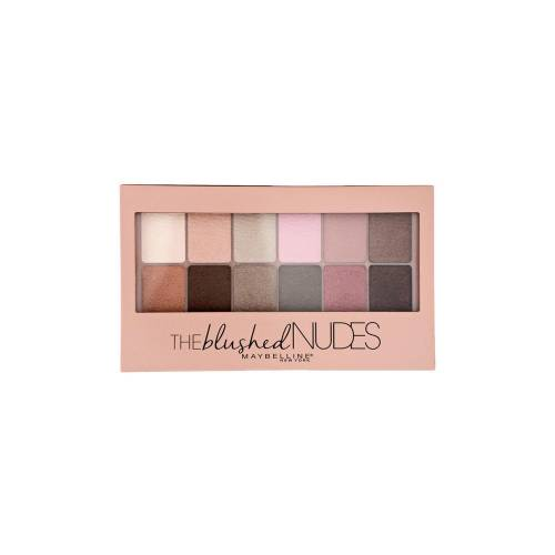 Maybelline New York The Blushed Nudes Far Paleti 431221413