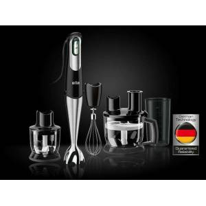 Braun Multiquick 7 MQ 785 Patisserie Plus Blender Seti