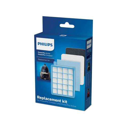 Philips PowerPro Active FC 8672 Hepa Filtresi 431345769