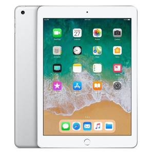 Apple iPad 6.Nesil MR7K2TUA 128GB 9.7 Silver Wifi Tablet