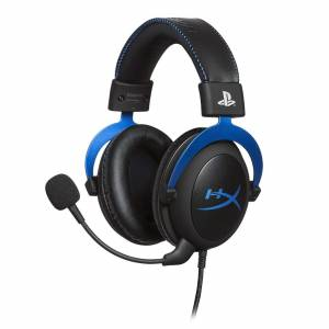 HyperX Cloud Blue PS4 Gaming Oyun Kulaklığı HX-HSCLS-BLEM