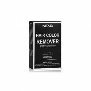 Neva Hair Color Saçtan Boya Silici SET Amonyaksız