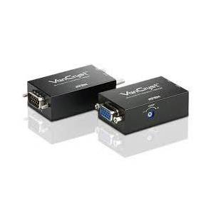 Aten Ve022-At-G Mini Cat 5 A-V Extender