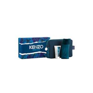 KENZO HOMME EDT100MLAFTER SHAVE BALM 50ML SET