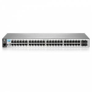 HPE J9775A 2530-48G 48 Port 10/100/1000 4 Sfp Yönetilebilir Switch