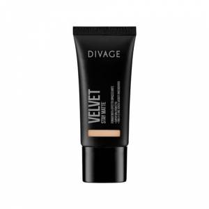 Divage Foundation With 12 Hours Mat Effect Velvet 02