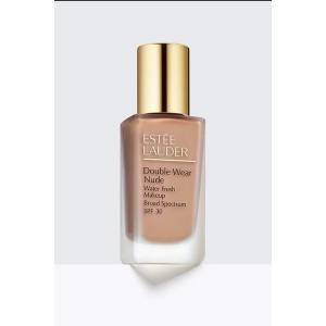 Estee Lauder Double Wear Nude Water Fresh Makeup Spf 30 3C2 Pebble
