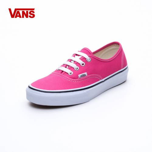 Ayakkabi Kadın Vans VVOELN8 AUTHENTIC / ROUGE RED/TRUE WHITE