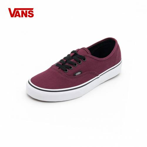 Ayakkabi Erkek  VQER5U8 VANS AUTHENTIC / PORT ROYALE - BLACK