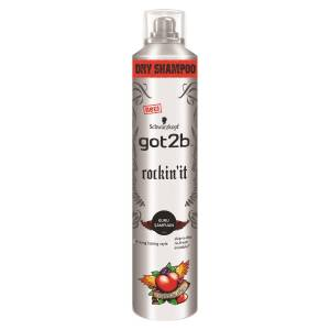 GOT2B ROCKINIT KURU ŞAMPUAN 200 ML