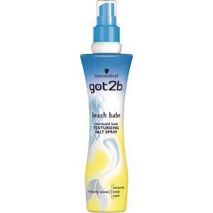 Schwarzkopf GOT2B BEACH BABE DENİZ TUZU SPREYİ 200 ML