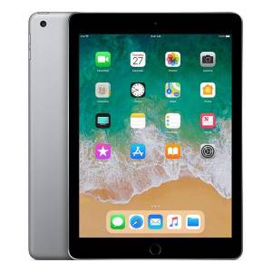Apple iPad 6.Nesil MR7F2TUA 32 GB 9.7 Space Grey Wifi Tablet