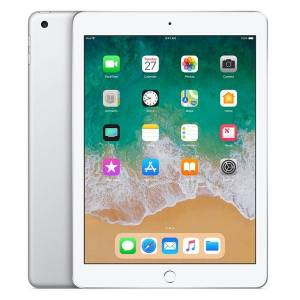 Apple iPad 6.Nesil MR7G2TUA 32 GB 9.7 Silver Wifi Tablet