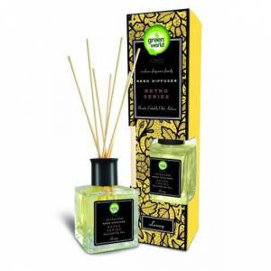 Green World Bambu Çubuklu Oda Parfümü Luxury 100 m