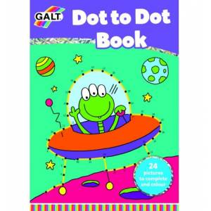 Galt Dot to Dot Book 5 Yaş+