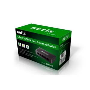 NETİS ST3105S 5 Port Fast Ethernet Switch
