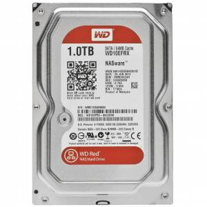 Wd 1Tb Red 35 64Mb Intellipower Sata 3 Wd10Efrx