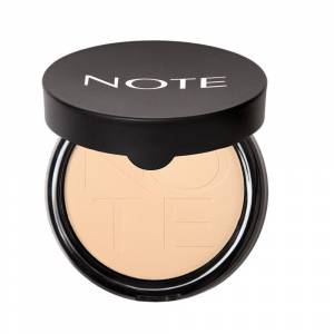 Note Luminous Silk Compact Powder 01 Pudra