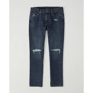 Abercrombie & Fitch Ripped Skinny Jeans 131-318-1438-279